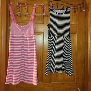2 victoria secrets PINK dresses